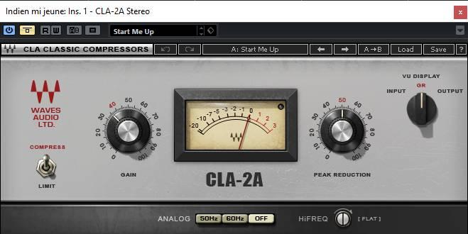 A quoi sert un compresseur audio?