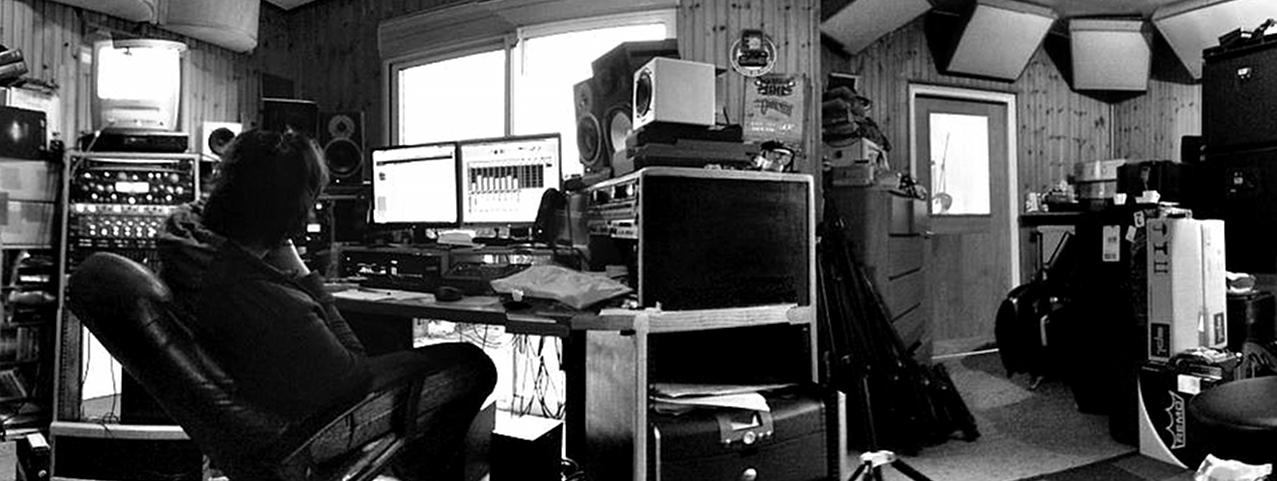 Formation ingénieur du son au studio C&P 1