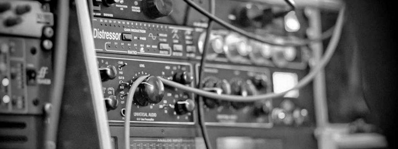 Mixage audio au Studio C&P 2